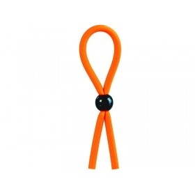 CalExotics: Julians Stud Cock Ring (Vibrant Orange)
