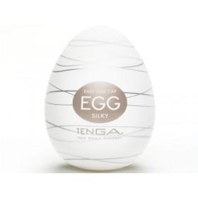 Tenga: Masturbator - Egg Silky