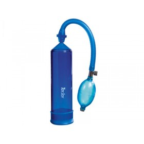 Toy Joy Power Penis Pump (Blue)