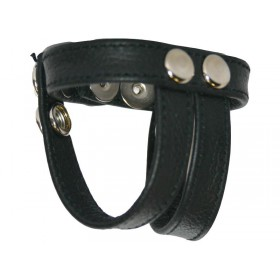Leather Cock Ring/Strap Arab Strap