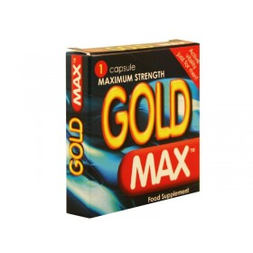 Gold Max Pills - 1 Capsule (450mg pill pack)