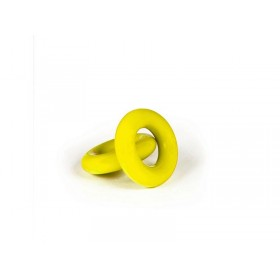 Zizi Top Cock Ring (Pair) - Yellow