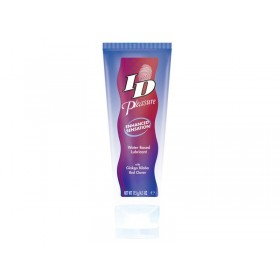 ID Lube: Pleasure Personal Lubricant - Travel Size (2oz/64ml)