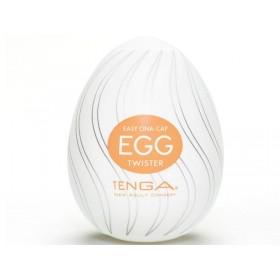 Tenga: Masturbator - Egg Twister